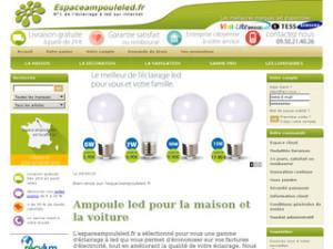 ampoules led pas cher en boutique en ligne