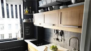 Des solutions pour décorer une petite cuisine