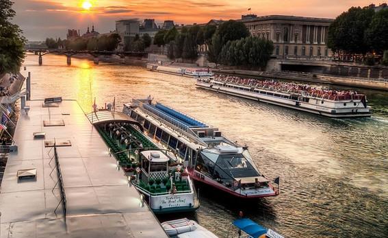 Tout savoir sur le dîner croisière à Paris